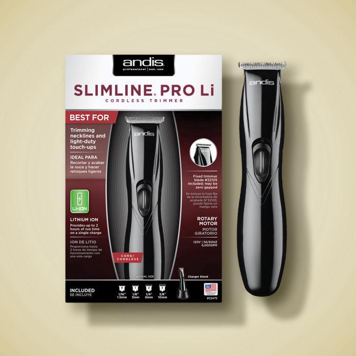 Slimline Pro Li - Negro
