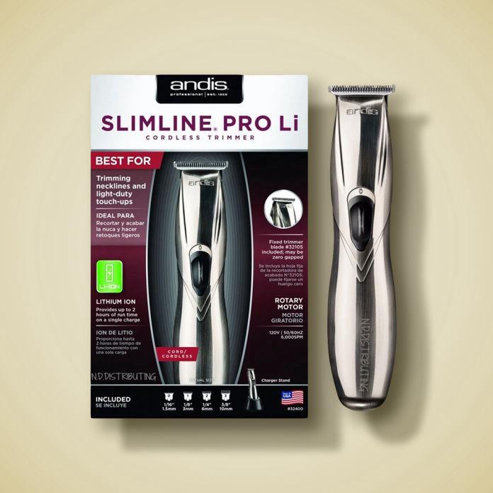 Slimline Pro Li - Plateado